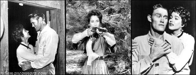 Julie Adams - The Rifleman
