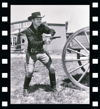 'Blackjack' Young - The Rifleman - Stintman
