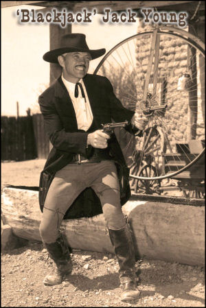 Jack Young aka 'Blackjack' Young - The Rifleman