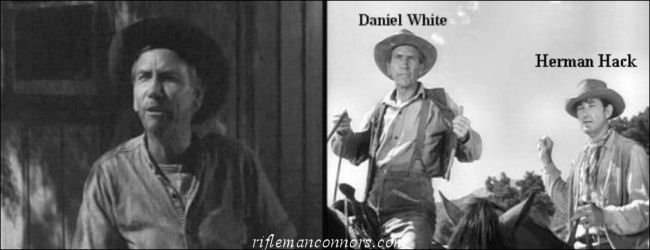 Daniel White - The Rifleman