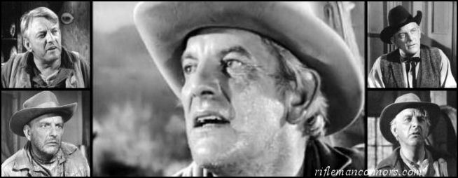 Denver Pyle - The Rifleman