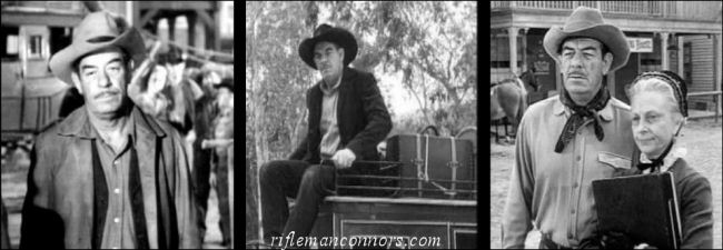 Glen Strange - The Rifleman