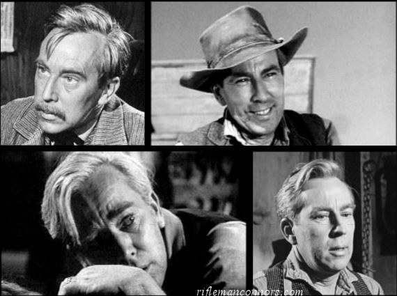 Whit Bissell - The Rifleman