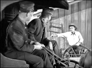 The Rifleman - The Stand-In - Episode 114
