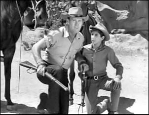 The Rifleman - Conflict - Episode 155