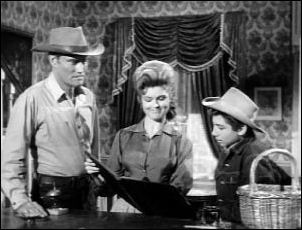 The Rifleman - Old Man Running - Episode 166