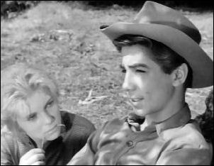 The Rifleman - Old Tony - Episode 168