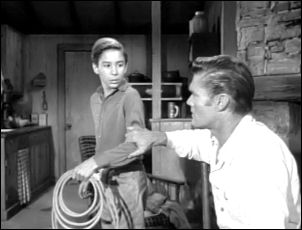 The Rifleman - Six Years and A Day - Episode 91