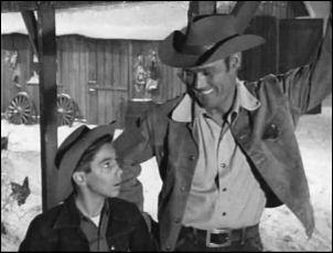 The Rifleman - The Stopover - Episode 107
