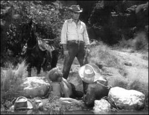 The Rifleman - Trail of Hate - Episode 77