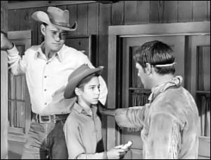 The Rifleman - The Silent Knife - Episode 89